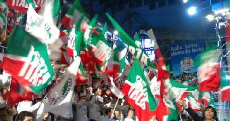 Forza italia la riscossa per salvare l italia dal for Deputati di forza italia