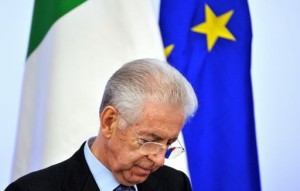 ITALY-BUDGET-MONTI