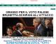 """Decadenza Silvio Berlusconi, Schifani e Brunetta contro Grasso: """"Grave che ipotizzi il voto palese, chiarisca"""""""