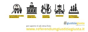 logo referendum giustizia giusta