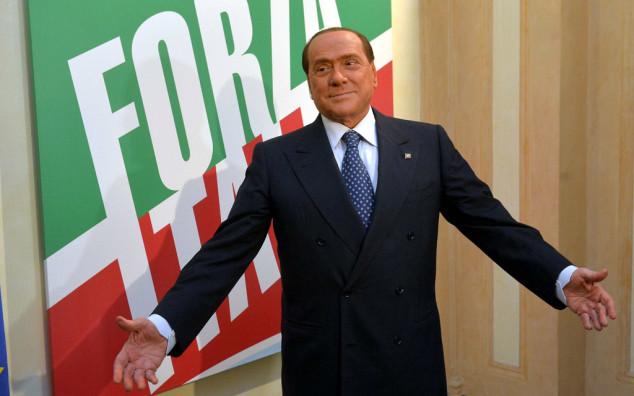 Il mattinale fi berlusconi protagonista di ieri di for Forza italia deputati