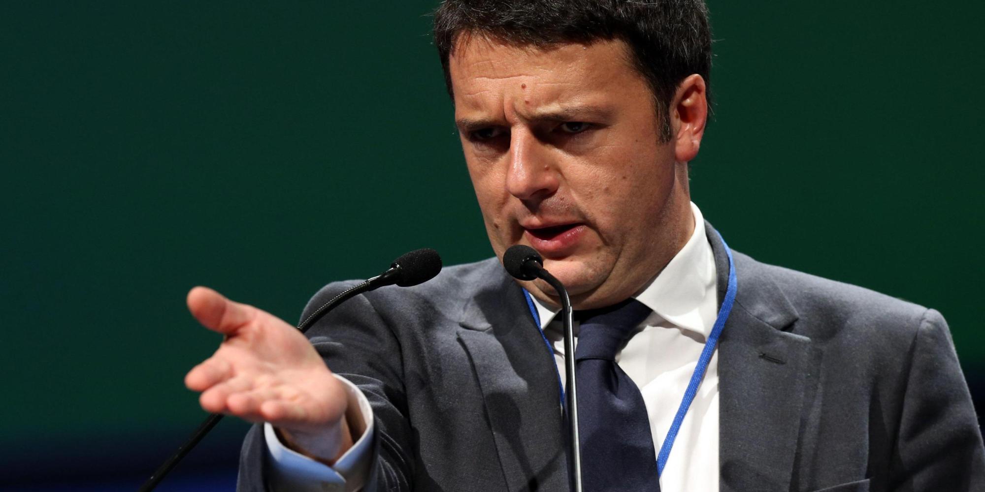 ++ Renzi a Grillo, stop rimborsi se impegno su riforme ++