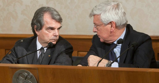 Brunetta riforme bene romani calendario senato for Deputati di forza italia