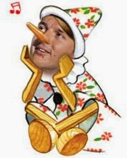 Renzi Pinocchio