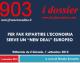 903 – Editoriale – Per far ripartire l'economia serve un New deal europeo