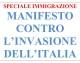 l Mattinale – Speciale Immigrazione – MANIFESTO CONTRO L'INVASIONE DELL'ITALIA – 9 giugno 2015