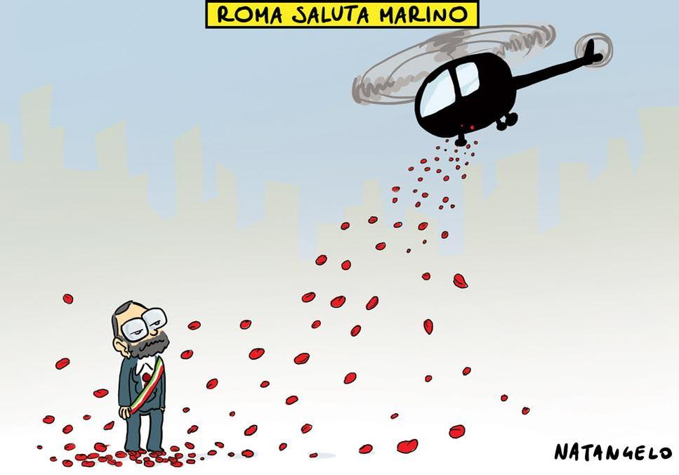 MARINO casamonica NATANGELO
