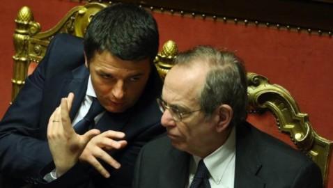 """Brunetta: Banche, """"Renzi-Padoan giocano col fuoco, vengano subito in Parlamento"""""""