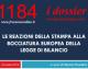 1184 – LE REAZIONI DELLA STAMPA ALLA BOCCIATURA EUROPEA DELLA LEGGE DI BILANCIO