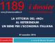 1189 – LA VITTORIA DEL «NO» AL REFERENDUM UN BENE PER L'ECONOMIA ITALIANA