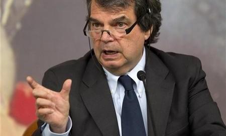 """Brunetta: Lavoro, """"Non condanno Poletti per battuta ma per sua fallimentare politica"""""""