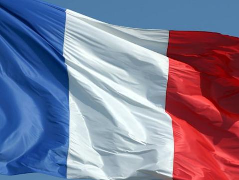 bandiera francesca