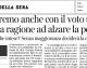 """""""Vinceremo anche con il voto utile. Silvio ha ragione ad alzare la posta"""" – Intervista al Presidente Brunetta sul 'Corriere della Sera'"""