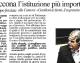 """""""Renzi piccona l'istituzione più importante"""" – Intervista al Presidente Brunetta su QN"""