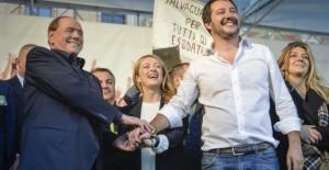 Berlusconi-Meloni-e-Salvini