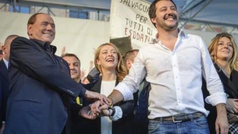"CENTRODESTRA: BRUNETTA, ""BENE L'INCONTRO SALVINI-BERLUSCONI, SI TORNI A PARLARE DI CENTRODESTRA PLURALE ED EUROPEO"""