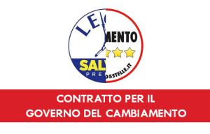 CONTRATTO GOVERNO LEGA-M5S