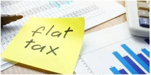 flat tax ok