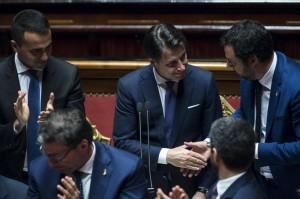 Conte Salvini Di Maio Governo
