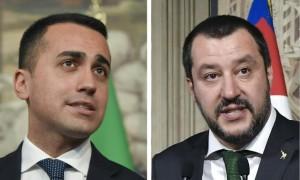 Salvini Di Maio 1
