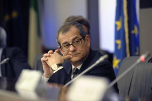 Giovanni Tria CONSIGLIO UE
