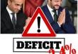 """MANOVRA: BRUNETTA, """"CON CONFERMA DEL DEFICIT A 2,4%, CERTA PROCEDURA INFRAZIONE"""""""