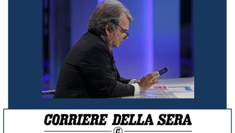 """R.BRUNETTA (Intervista al 'Corriere della Sera'): """"Forza Italia non può chiamarsi fuori, ma tutto il centrodestra ascolti Draghi"""""""