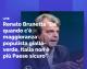 """R. BRUNETTA (Intervista a Radio Anch'io) – """"SONO PIU' PREOCCUPATO DA INVESTITORI CHE DA COMMISSIONE UE, MI INTERESSANO RISPARMI ITALIANI E SALUTE NOSTRE BANCHE"""""""