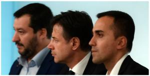 Salvini_Di Maio_Conte