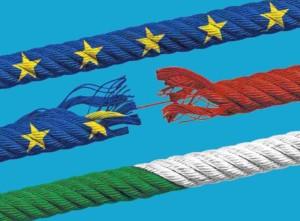italia europa UE crisi