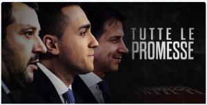 promesse governo conte