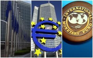 troika UE