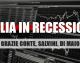 """MANOVRA: BRUNETTA, """"CON IL DEFICIT AL 2,04%, IL DEFICIT STRUTTURALE NON CALA DELLO 0,1%, PEGGIORA LA CRESCITA ECONOMICA E AUMENTA IL DEBITO: L'ITALIA CONFERMA LA RECESSIONE"""""""