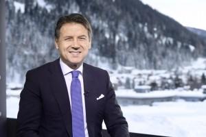 ++ Davos: Conte, Pil Italia può arrivare a 1,5% in 2019 ++