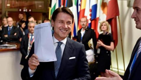 """GOVERNO: BRUNETTA, """"SOTTO SCHIAFFO DELL'EUROPA NON HA NESSUN POTERE NEGOZIALE SULLE NOMINE UE"""""""