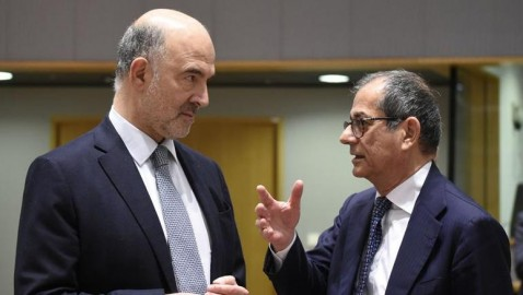 """UE: BRUNETTA, """"BASTA NUOVI DATI E CHIACCHIERE, TRIA IN EUROPA VADA SOLO CON UNA MANOVRA CORRETTIVA IN MANO"""""""