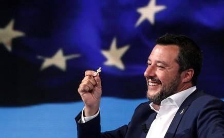 """FISCO: BRUNETTA, """"ALTRO CHE FLAT TAX, SALVINI CAVALCA POLITICHE DI DEFICIT DA USCITA DALL'EURO"""""""