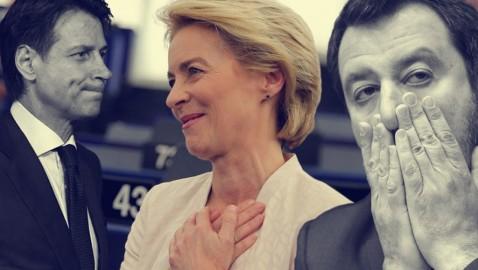 """FALLIMENTARI CONTI PUBBLICI GIALLO-VERDI: BRUNETTA, """"LA NUOVA COMMISSIONE UE CONTINUERÀ A MONITORARE LA NOSTRA FINANZA PUBBLICA, IL COMMISSARIAMENTO DELL'ITALIA PROSEGUE"""""""