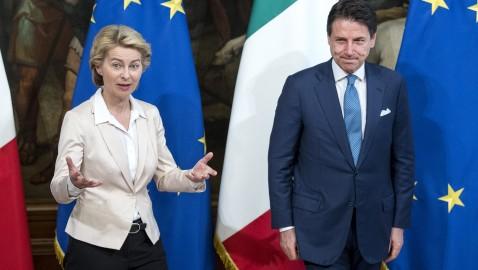 """EUROPA: BRUNETTA, """"NULLA È CAMBIATO RISPETTO ALL'ORIENTAMENTO DELLA PRECEDENTE COMMISSIONE UE, L'ITALIA DEVE RISPETTARE LE REGOLE UE"""""""