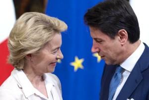 conte-von-der-leyen-europa-commissione
