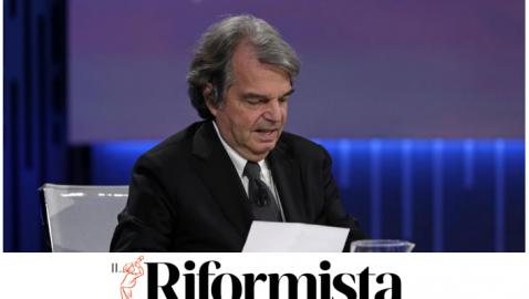 """R.BRUNETTA (Editoriale su 'Il Riformista'): """"La sconfitta all'Eurogruppo? Una chance…"""""""