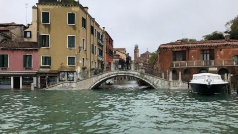 """LA MOZIONE DI FORZA ITALIA PER VENEZIA: """"Il Governo dichiari immediatamente lo stato di calamità naturale"""""""