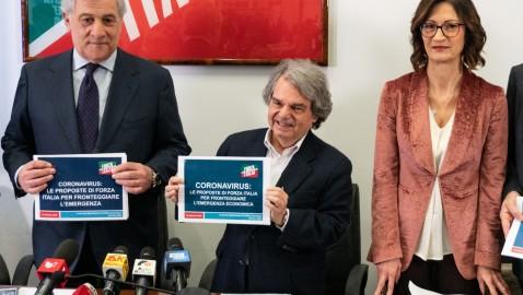 IL MIO INTERVENTO IN CONFERENZA STAMPA – Forza Italia presenta le proposte economiche per fronteggiare l'emergenza #Coronavirus