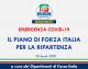 EMERGENZA COVID-19: IL PIANO DI FORZA ITALIA PER LA RIPARTENZA