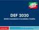 DEF 2020: SINTESI RAGIONATA E RASSEGNA STAMPA (Dossier)