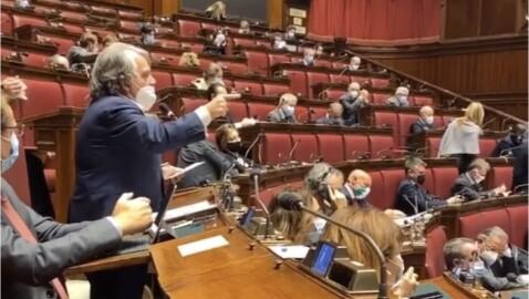 """GOVERNO: BRUNETTA, """"DOVREBBE ASCOLTARE DI PIÙ LE PROPOSTE DELL'OPPOSIZIONE, MAGARI RICONOSCENDONE I MERITI"""""""