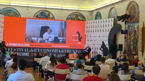 Il mio intervento al Festival dell'Economia di Trento