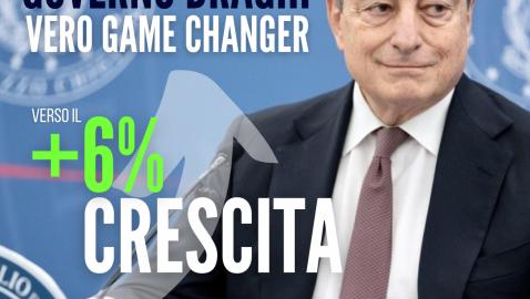 """PIL: BRUNETTA, """"È BOOM ECONOMICO, RIVEDERE LE STIME VERSO IL +6%""""  """"GOVERNO DRAGHI VERO GAME CHANGER, BASTA SOLO NON FARCI DEL MALE"""""""