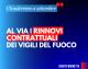"""PA, RIAPERTO IL TAVOLO PER IL RINNOVO CONTRATTUALE DEI VIGILI DEL FUOCO – Brunetta: """"Trattativa ripartita grazie a impegno dei ministri competenti, chiudere entro Settembre"""""""