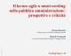 Il lavoro agile o smart working nella pubblica amministrazione: prospettive e criticità (Il Working Paper ADAPT)